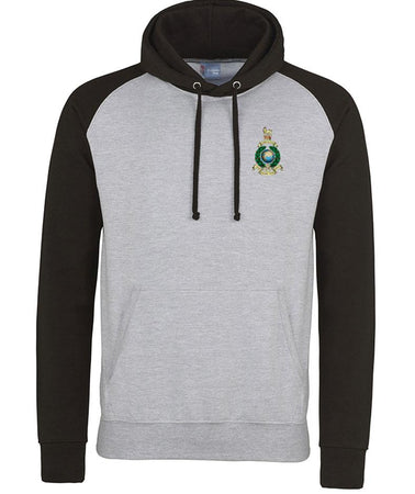 Royal Marines Regiment Premium Baseball Hoodie - regimentalshop.com