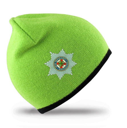 Irish Guards Regimental Beanie Hat