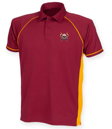 Royal Lancers Sports Polo Shirt - regimentalshop.com