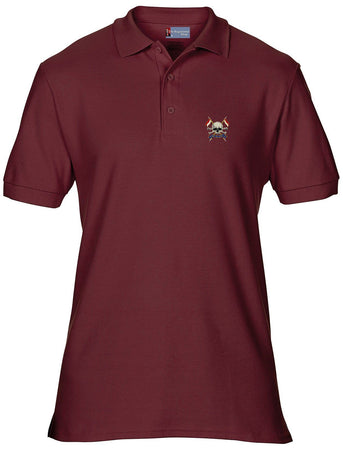 The Royal Lancers Polo Shirt - regimentalshop.com
