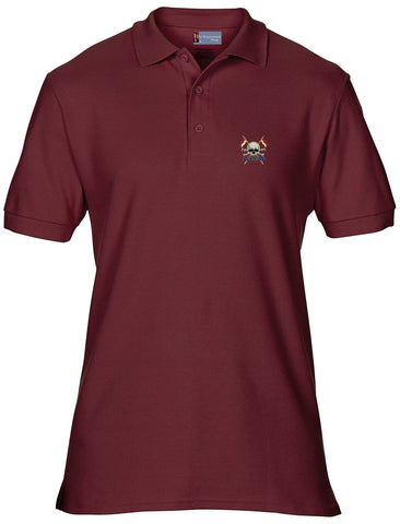 The Royal Lancers Polo Shirt