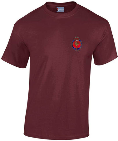 Welsh Guards Heavy Cotton T-shirt
