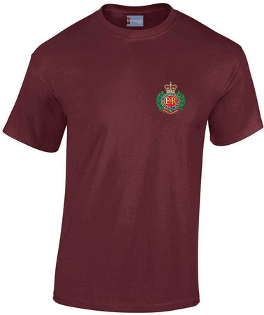 Royal Engineers Heavy Cotton Regimental T-shirt