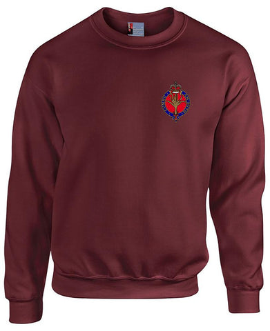 Welsh Guards Heavy Duty Sweatshirt