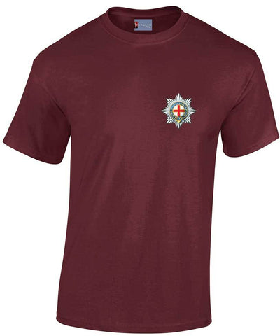 Coldstream Guards Heavy Cotton T-shirt