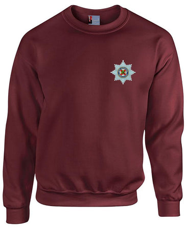 Irish Guards Heavy Duty Regimental Sweatshirt
