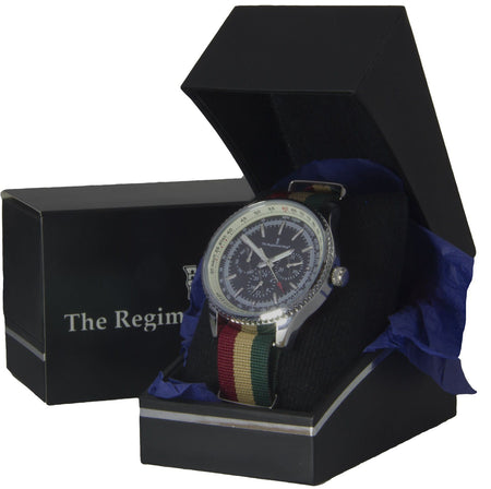Mercian Regiment Military Multi Dial Watch - regimentalshop.com
