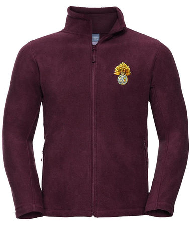 Royal Regiment of Fusiliers Premium Outdoor Fleece - regimentalshop.com