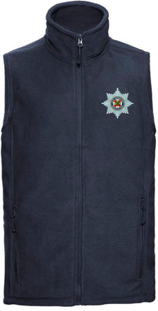 Irish Guards Premium Outdoor Sleeveless Fleece (Gilet)