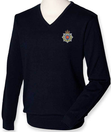 Royal Corps of Transport Lightweight Regimental Jumper - regimentalshop.com
