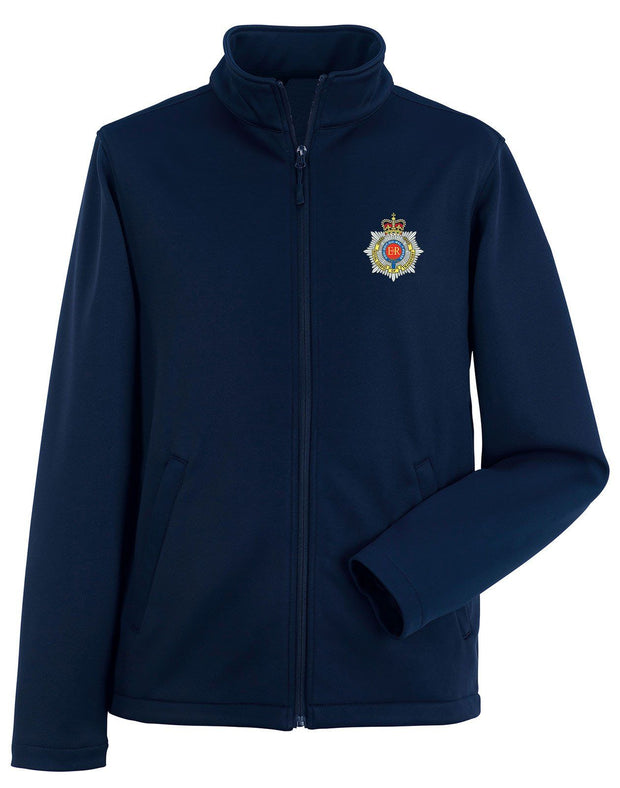 Royal Corps of Transport Softshell Jacket - regimentalshop.com