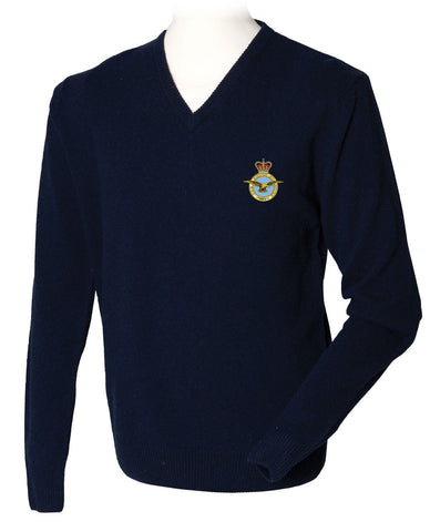 Royal Air Force (RAF) Pure Lambswool Jumper