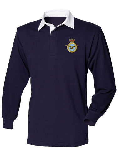 Royal Air Force (RAF) Rugby Shirt