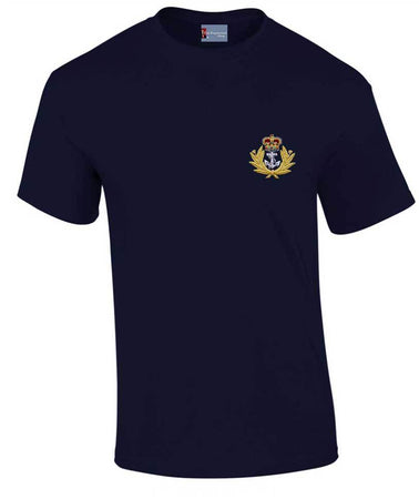 Royal Navy Heavy Cotton T-shirt