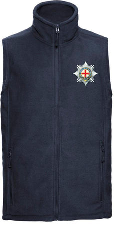 Coldstream Guards Outdoor Sleeveless Fleece (Gilet)
