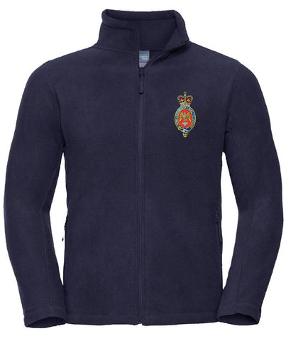 Blues and Royals Premium Outdoor Military Fleece