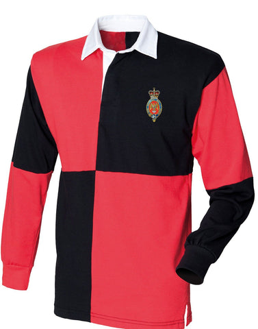 The Blues and Royals Rugby Shirt