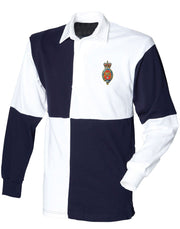Blues and Royals Rugby Shirt - regimentalshop.com