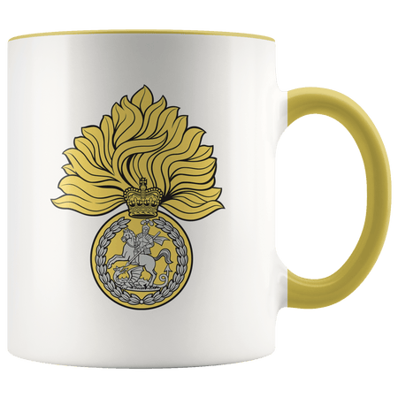 Royal Regiment of Fusiliers Celebration Mug