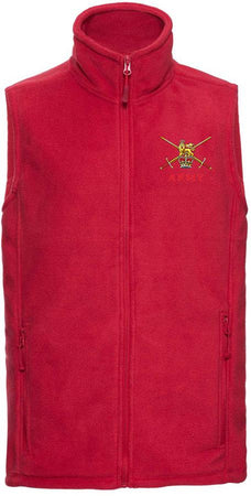 Regular Army Premium Outdoor Sleeveless Fleece (Gilet)
