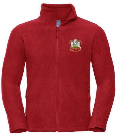 Devonshire & Dorset Regiment Premium Outdoor Fleece