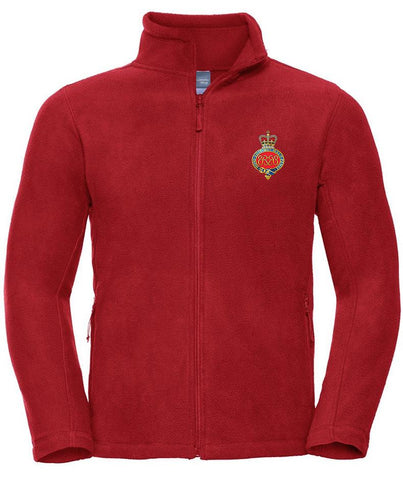 Grenadier Guards Premium Outdoor Military Fleece - regimentalshop.com