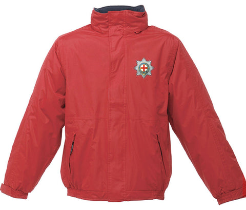 Coldstream Guards Regimental Dover Jacket