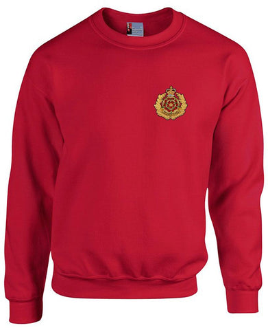 Duke of Lancasters Heavy Duty Regimental Sweatshirt