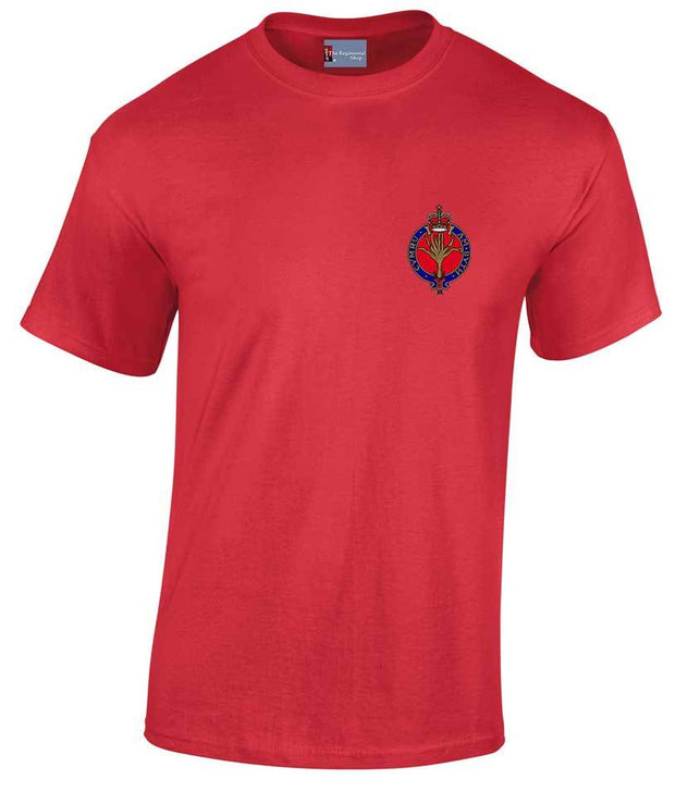 Welsh Guards Heavy Cotton T-shirt - regimentalshop.com