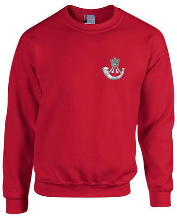 The Rifles Heavy Duty Regimental Sweatshirt - regimentalshop.com