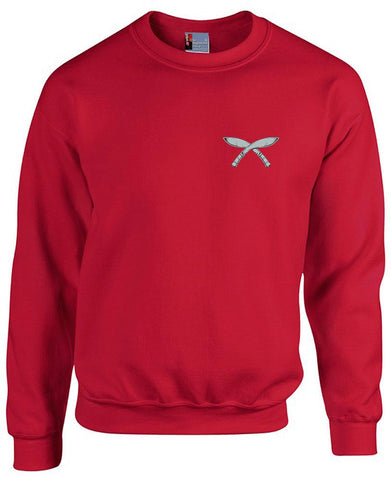 Gurkhas Heavy Duty Sweatshirt
