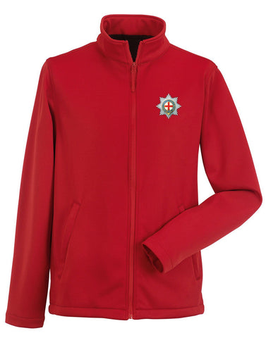 Coldstream Guards Softshell Jacket - regimentalshop.com