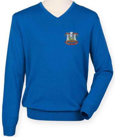 Devonshire and Dorset Regiment Lightweight Jumper - regimentalshop.com