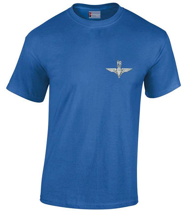 Parachute Regiment Heavy Cotton T-shirt