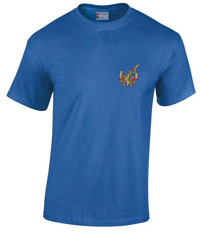 Honourable Artillery Company (HAC) Heavy Cotton T-shirt - regimentalshop.com