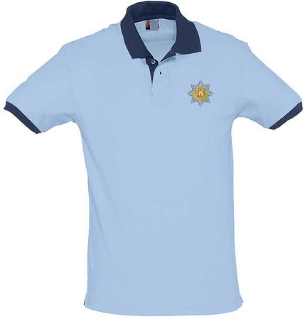 Royal Anglian Regiment Two-Tone Polo Shirt - regimentalshop.com