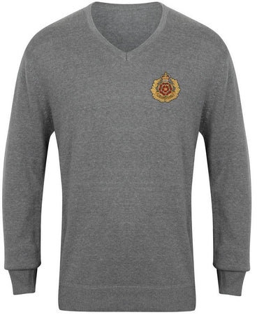Duke of Lancaster's Regimental Lightweight Jumper - regimentalshop.com