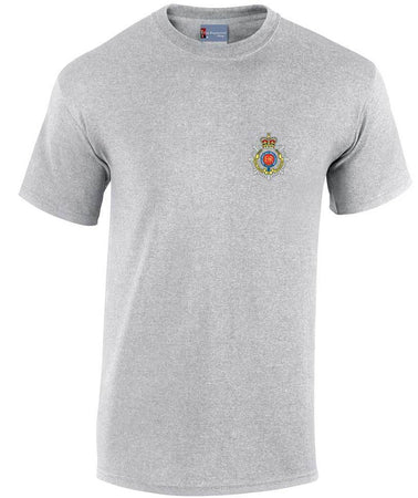 Royal Corps of Transport Heavy Cotton T-shirt