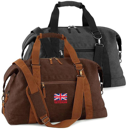 HM Forces Veterans Weekender Sports Bag - regimentalshop.com
