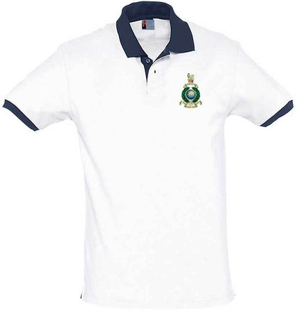 Royal Marines Regimental Two-Tone Polo Shirt - regimentalshop.com
