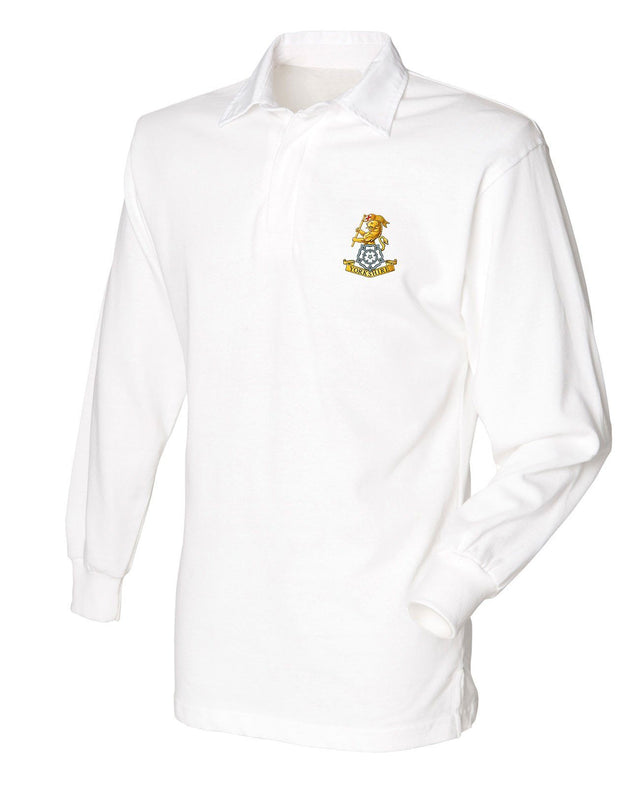 Yorkshire Regiment Rugby Shirt - regimentalshop.com