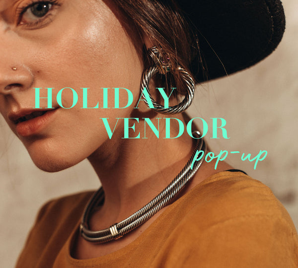 Vendor Pop-Up!