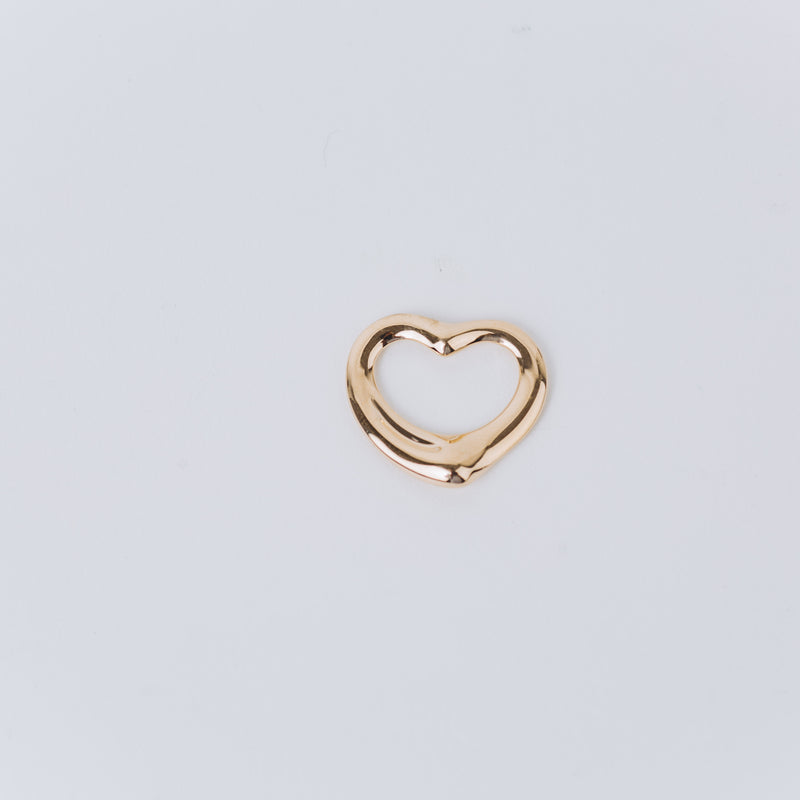 Pre-Owned Tiffany & Co. Elsa Peretti Open Heart Pendant