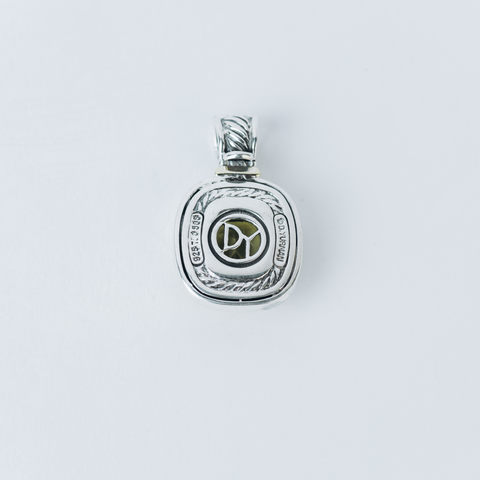 Pre-Owned David Yurman Lemon Citrine Enhancer