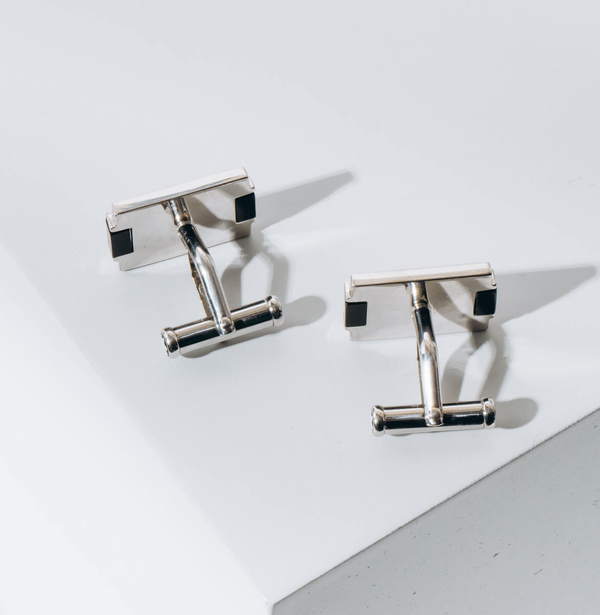 PRE-OWNED MONT BLANC CUFFLINKS