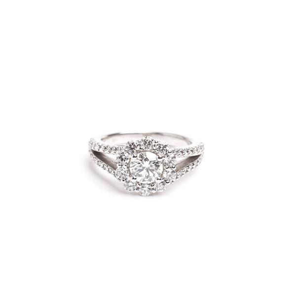 Pre-Owned Ladies Forevermark Diamond Engagement Ring