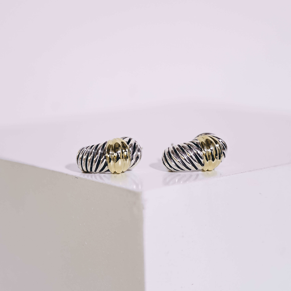 Pre-Owned David Yurman Shrimp Earrings