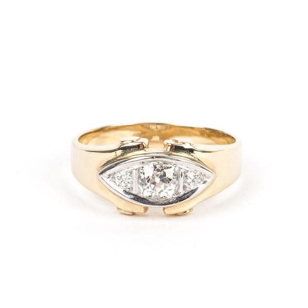 Pre-Owned Gents Diamond Ring