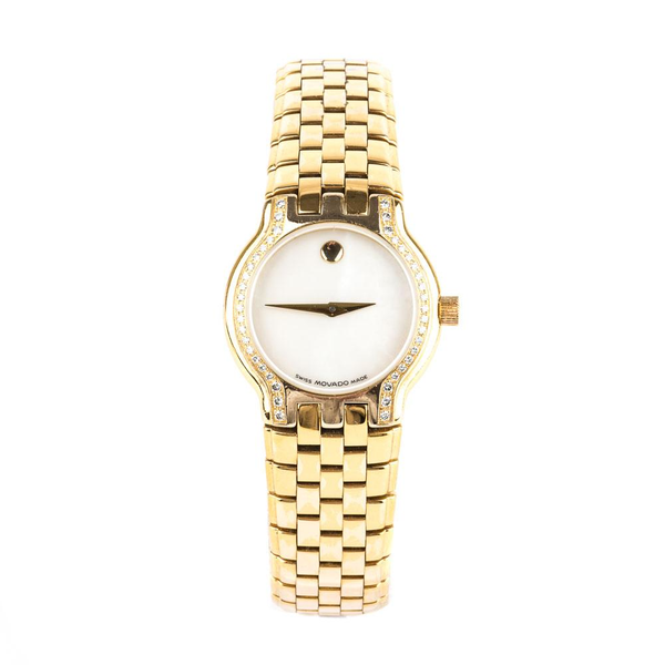 Pre-Owned Movado Timepiece