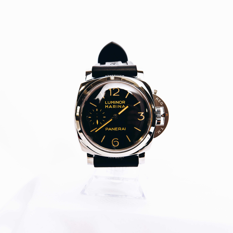 Pre-Owned Panerai Luminor Marina Watch